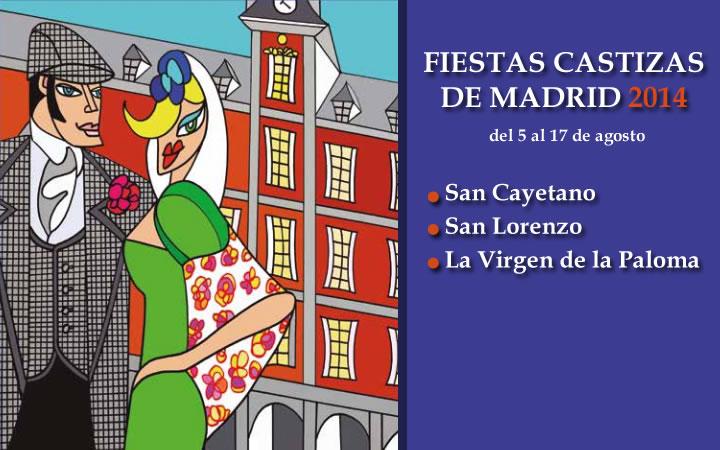 Fiestas castizas en madrid for Eventos en madrid este fin de semana